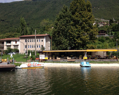 Bed and Breakfast K-Beach Lago di Endine